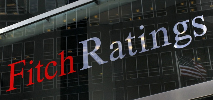 Fitch downgraded the growth forecasts for the euro area's economy