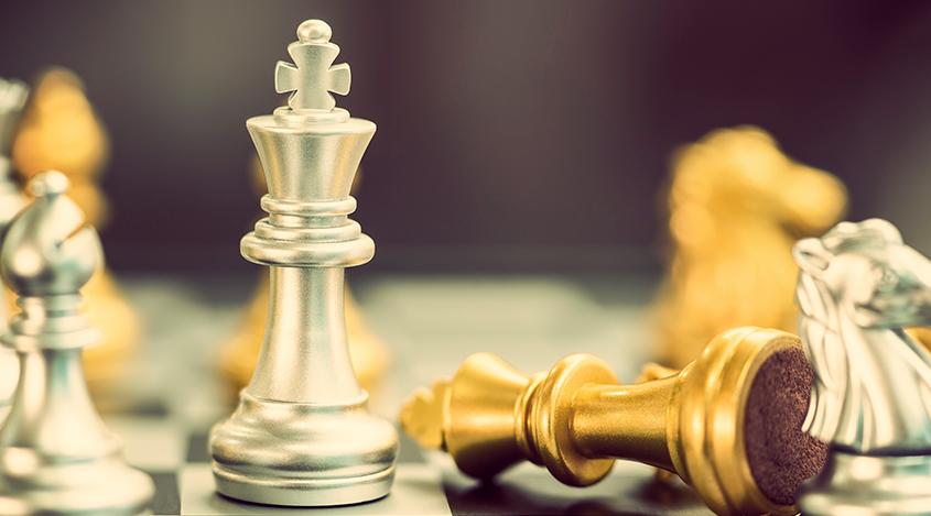 Стратегия - Линии поддержки и сопротивления