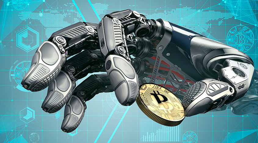 Trading robots can crash the bitcoin price