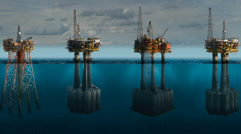 Brent Oil Price Dropped to $50.8 per Barrel