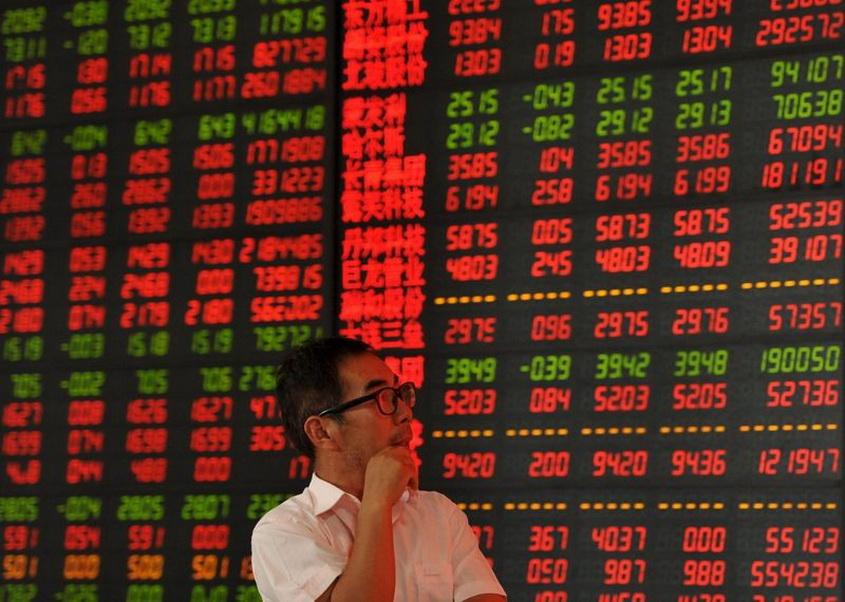 Asian stocks fell