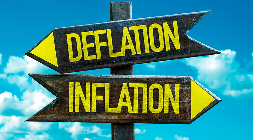 How Inflation and Deflation Affect the Currency Quotes