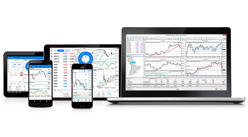 MetaTrader4 and MetaTrader5 Trading Terminals