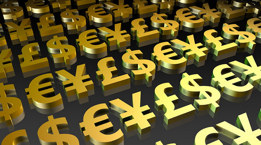 The currency pairs in Forex
