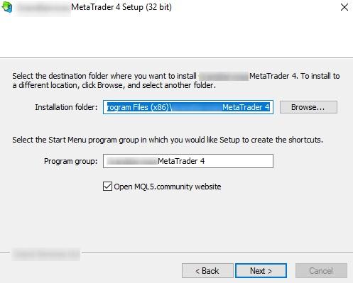 How to set up MetaTrader4 - MTDownloads Blog