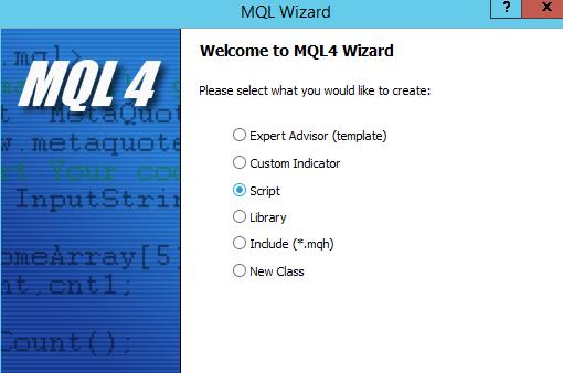 MQL4 (3)